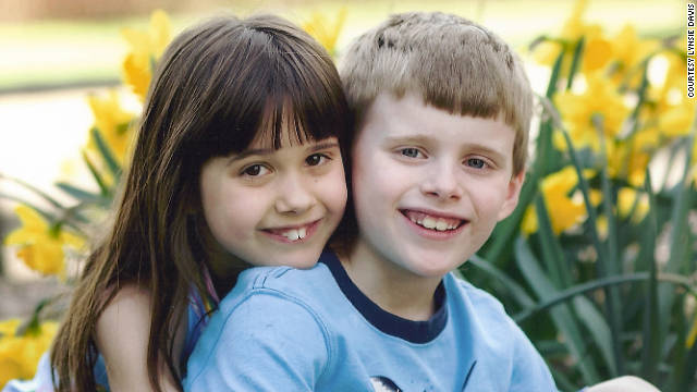 Twins Kyra and Tyler Schuman turn 11 on 11/11/11.