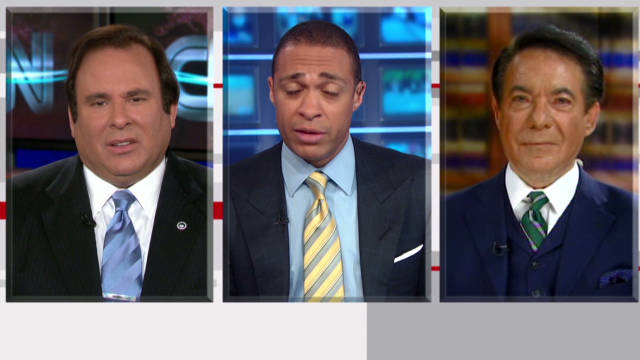 CNN's Legal Guys on Penn State scandal