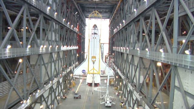 NASA's huge attraction