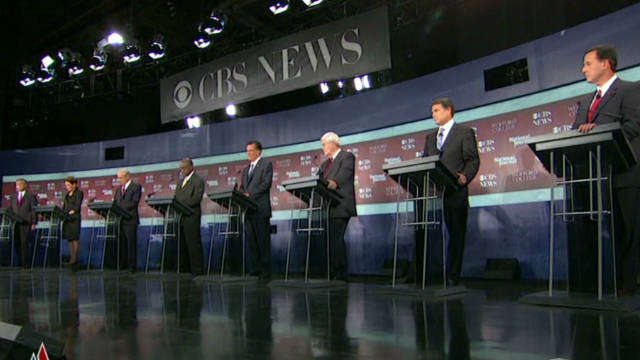 GOP contenders spar on foreign policy