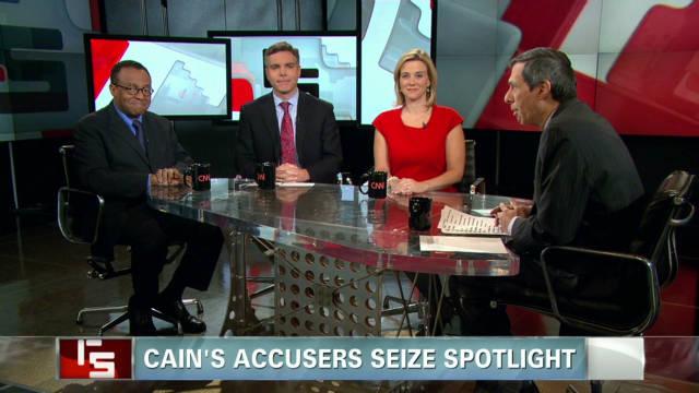 Herman Cain accuser comes forward
