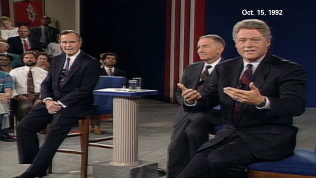 Debate gaffes through the years