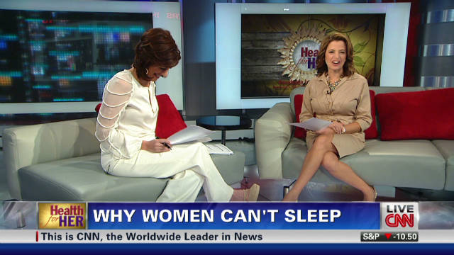 Help for women to get sleep