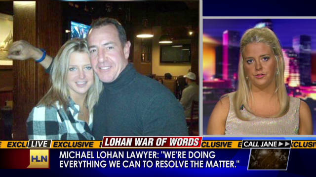 Michael Lohan's ex speaks out