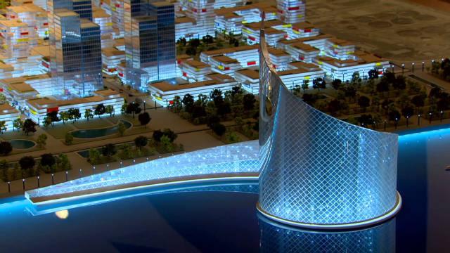 Transforming Azerbaijan's 'Black City'