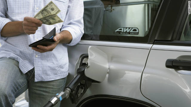 America is the world's biggest oil consumer and its gasoline taxes are lower than most nations.