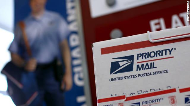 U.S. Postal Service in peril