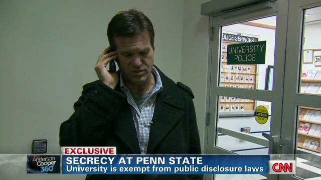 The Sandusky scandal: Who knew what?