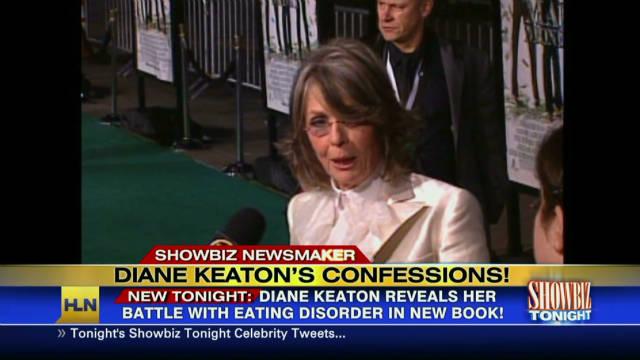 Diane Keaton's shocking confessions