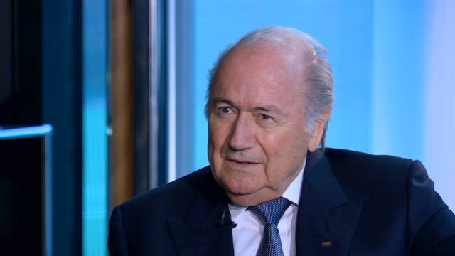 Blatter: 'There is no racism' on pitch