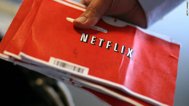Netflix tests new prices