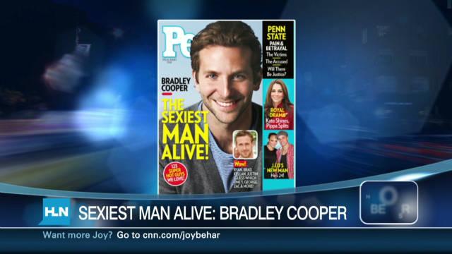 Bradley Cooper named 2011's hottest hunk