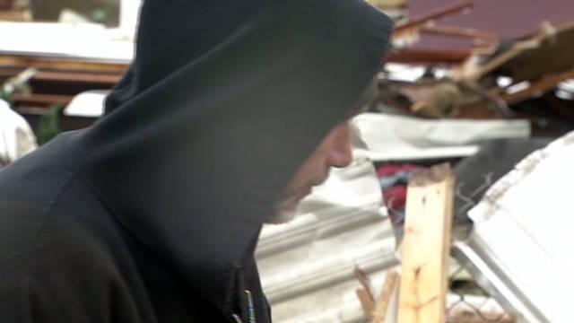 NC tornado survivor: 'Everything's gone'