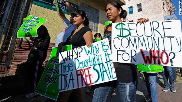 2010: Feds vs. state over immigration