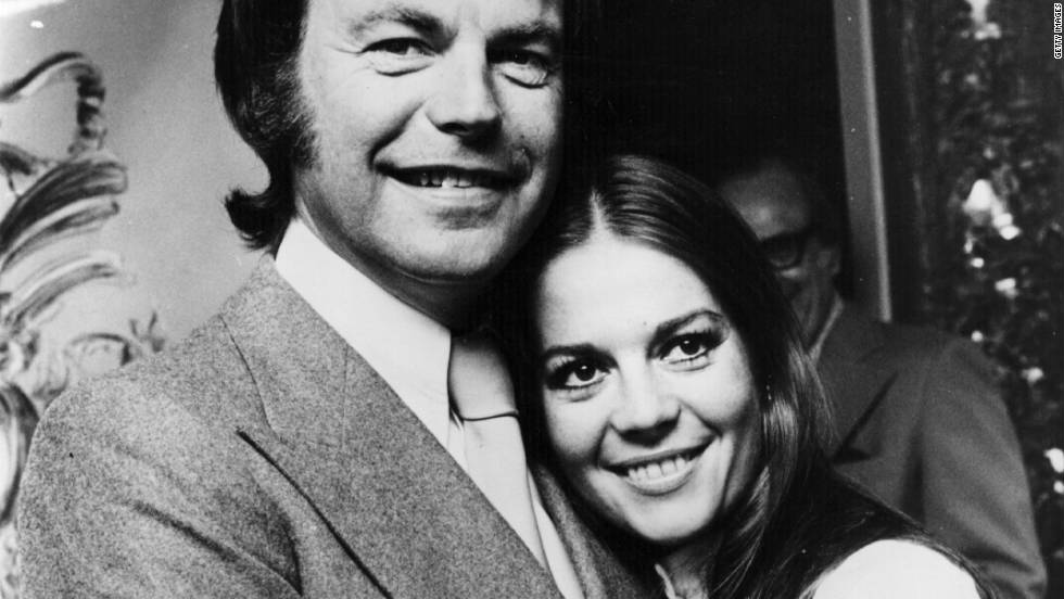 Wood married actor Robert Wagner in 1957. They divorced in 1962 and remarried in 1972.