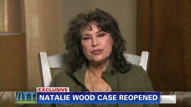 Natalie Wood's case reopened