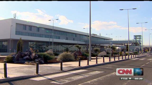 Spain's ghost airport