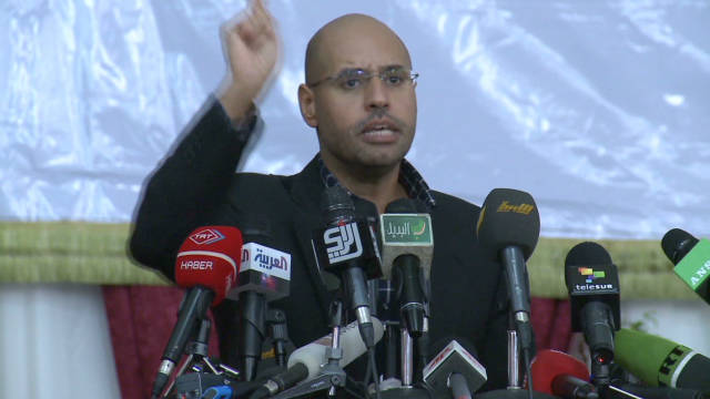 Saif al-Islam Gadhafi captured