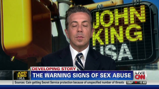Sex  Abuse Warning Signs