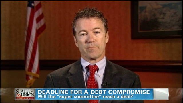 Rand Paul:  Congress needs the 'or else'