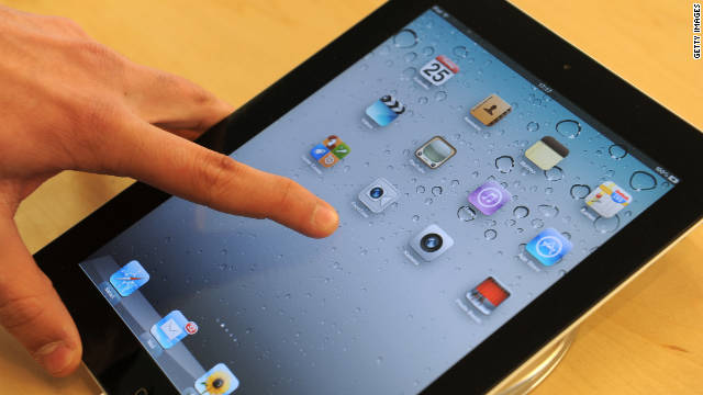 One of Apple's new patents offers a solution for keeping the glass on your iPad from breaking in the event of a fall.
