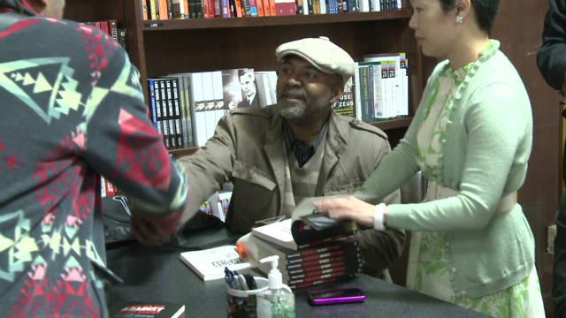 Writer Nelson George: Hip hop fiction