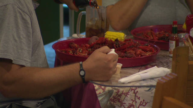 Is Gulf seafood unsafe to eat?
