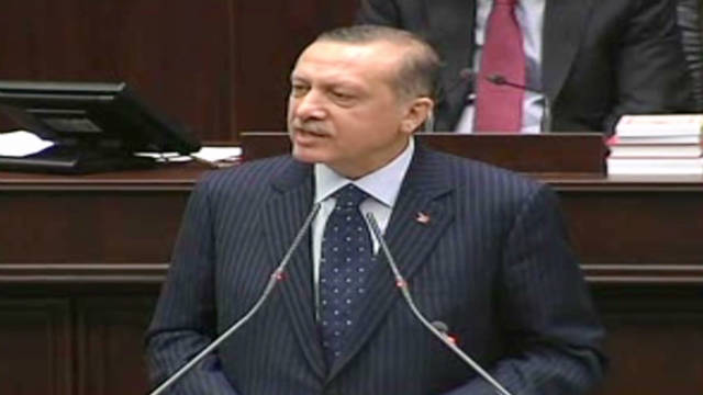 Turkey to Syrian leader: Leave your seat