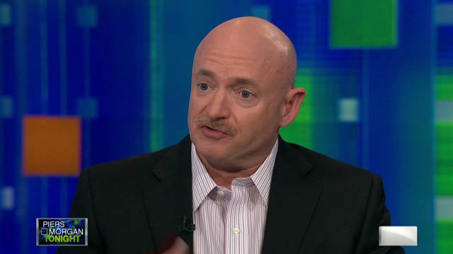 Mark Kelly on news of tragedy