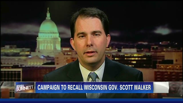Gov. Walker: Recall election will fail