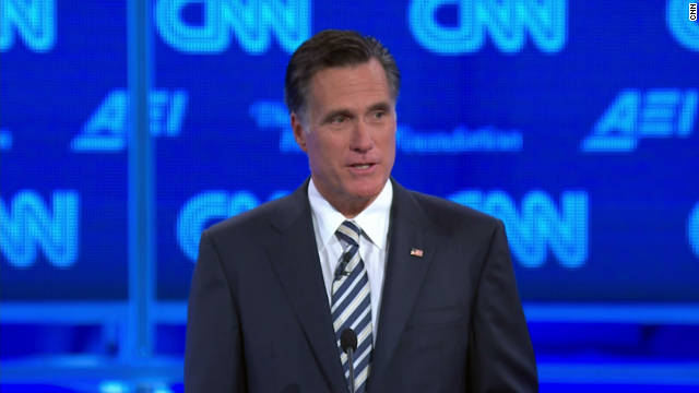 Is Mitt Romney the luckiest candidate?