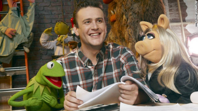 """My goal was to bring the Muppets back and I did that, leaving them in very good hands,"" Jason Segel said."
