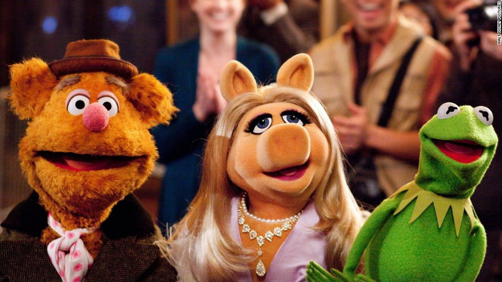 "Fozzie Bear, Miss Piggy and Kermit the Frog have appeared on the big screen a number of times since ""The Muppet Show"" began airing in 1976. The most recent adaptation, ""The Muppets"" was directed by James Bobin in 2011. A sequel -- ""The Muppets ... Again!"" -- is due out in 2014."