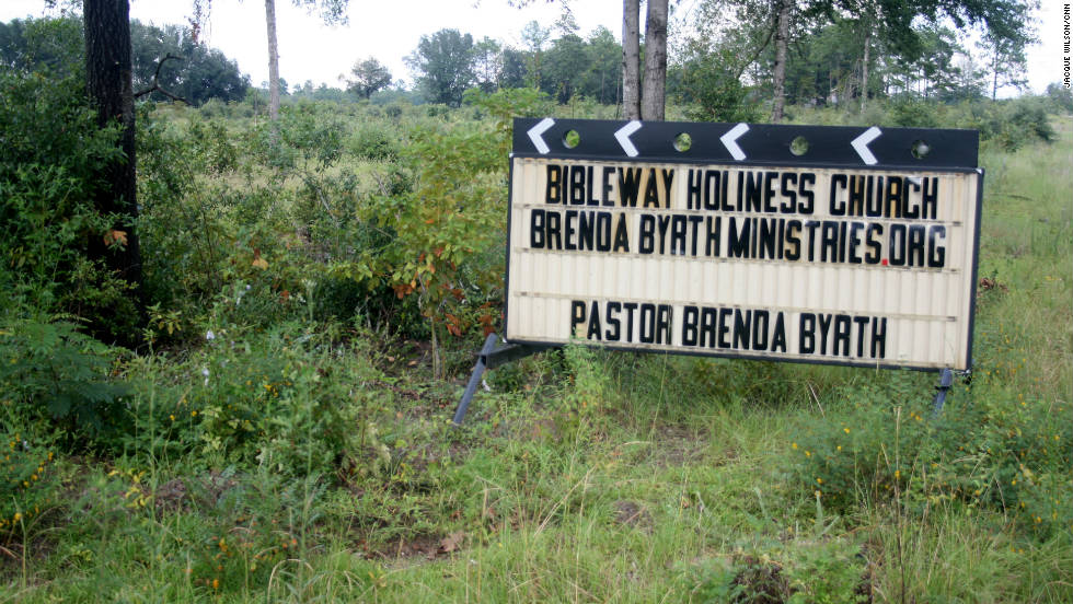 The Bibleway Holiness Church serves a congregation of about 25 in Dorchester, South Carolina.