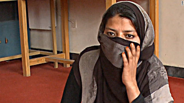 Afghan rape victim's sentence reduced