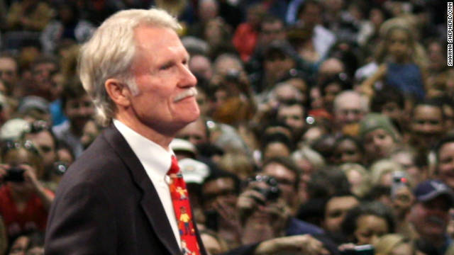 """Oregon Gov. John Kitzhaber said """"it is time for Oregon to consider a different approach"""" on the death penalty."""