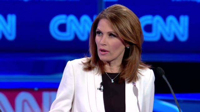 Bachmann: Do not ignore Pakistan's nukes