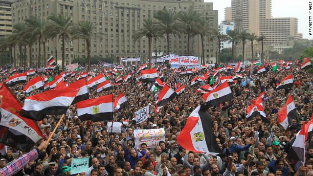 U.S. students in police custody in Egypt