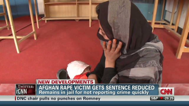 Raped woman gets reduced sentence