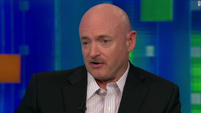 Mark Kelly: 'Something needs to be done' on guns