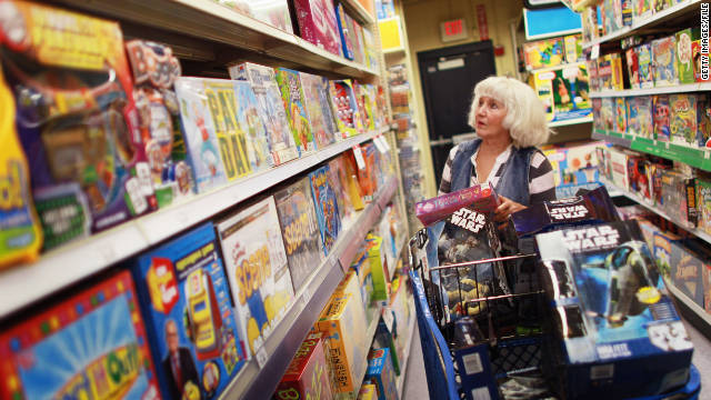 With the gift-giving season rapidly approaching, consumer advocates say to make sure toys are age-appropriate.