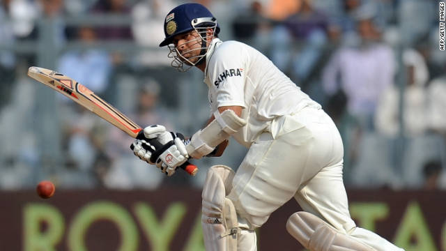 India's legendary batsman Sachin Tendulkar can make more cricket history on day four in Mumbai.