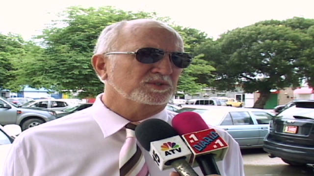 Aruban judge rejects holding Giordano