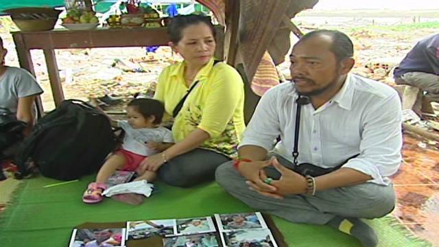 Cambodia clash over real estate