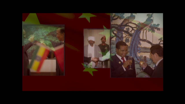 China's growing investment in Africa