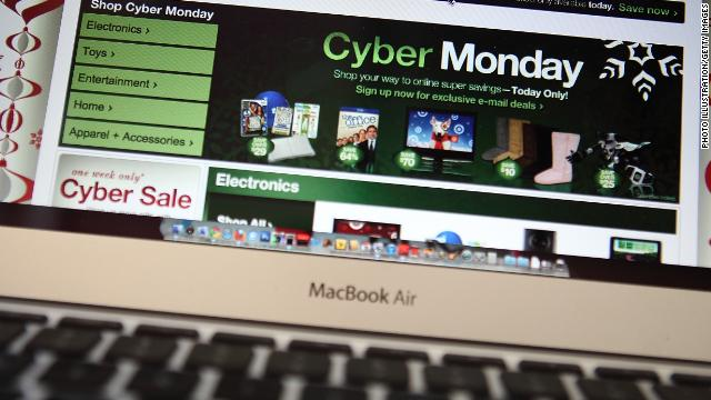 Analysts say an abundance of deals are so far spurring record online sales this holiday shopping season.