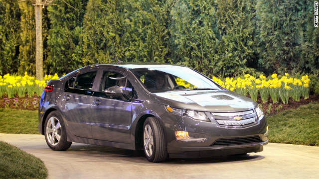 The Chevy Volt passed other safety administration tests, earning a five-star rating for overall safety.