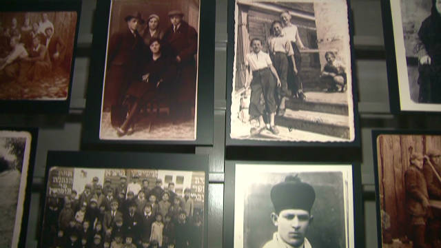 Restoring Holocaust victims' identities