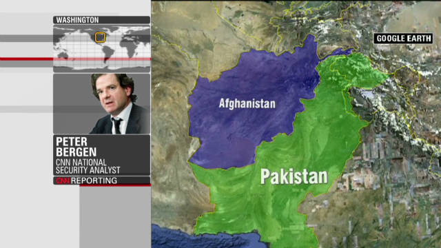 U.S.-Pakistan relations strained