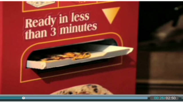 2011: Need a pizza? Try this vending machine